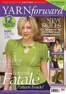 Yarn Forward Cover