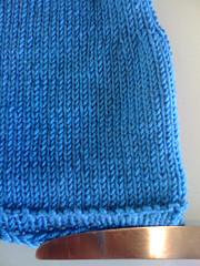 Blue purl