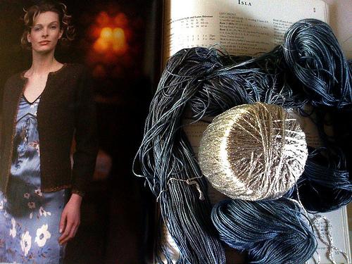 Seapattern:sweater