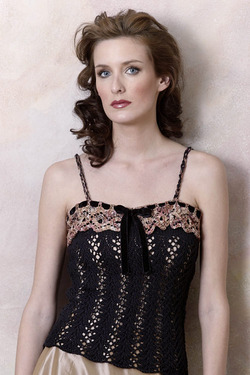 Kyoto and Muse Lace Camisole
