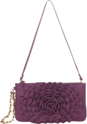 Modalu Rose Clutch