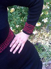 Closeup sleeve 1