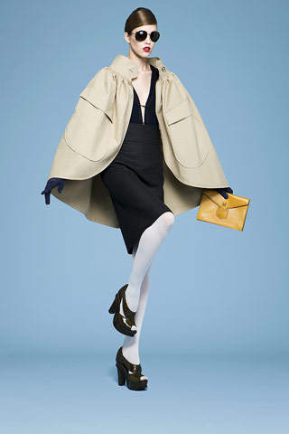 Yves Saint Laurent Cape