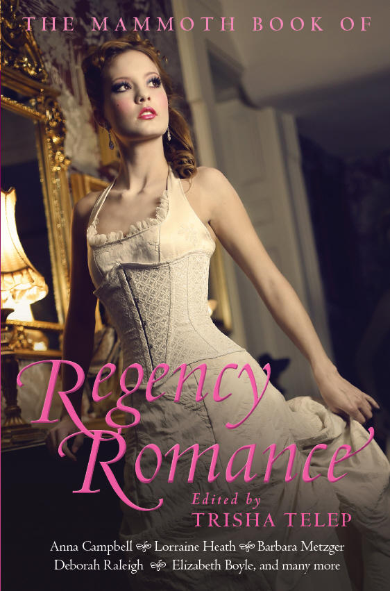 MBO Regency Romance cover