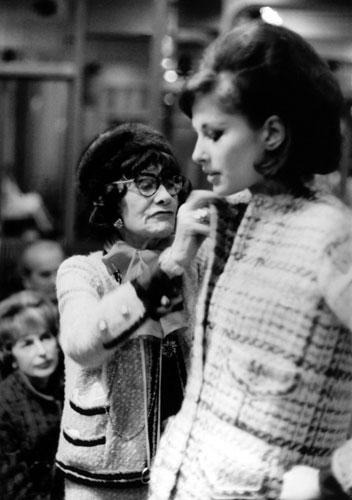 Coco-Chanel-1960s