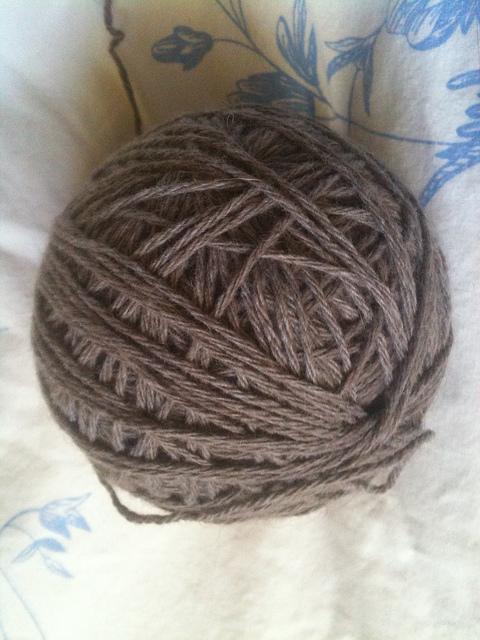 Mink yarn