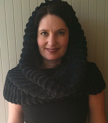 Filatura fur cowl hood photo