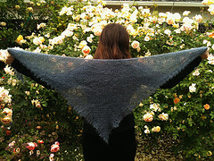 Shawl spread