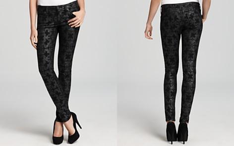My damask jeans