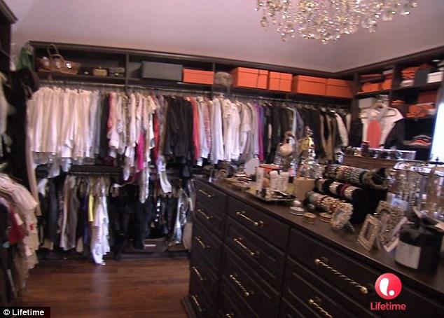 Lifetime million shopper closet 1