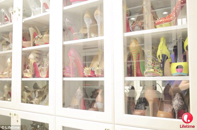 Lifetime louboutin collection