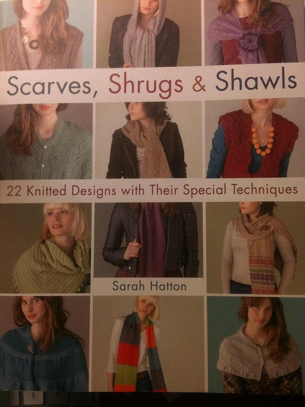 Sarah Hatton's book