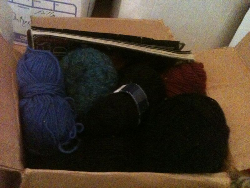 Yarn treasure trove