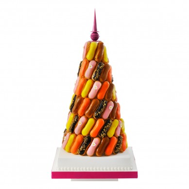 Fauchon eclair tower