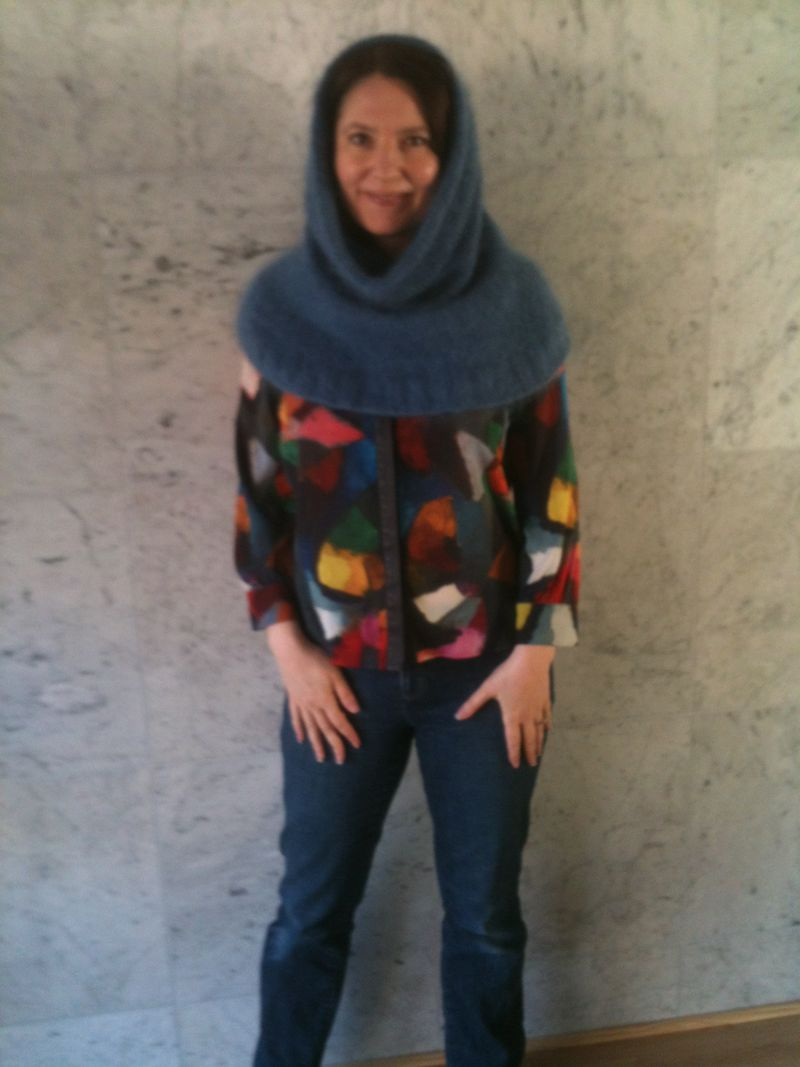 Day 16 Covet Snood a