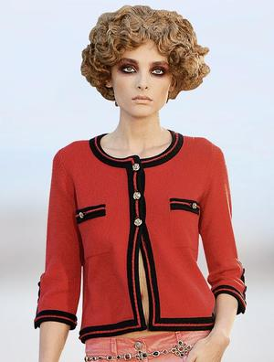 Chanel Resort Cardigan 2010