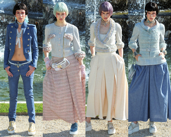 Chanel Resort 2013 Collection1