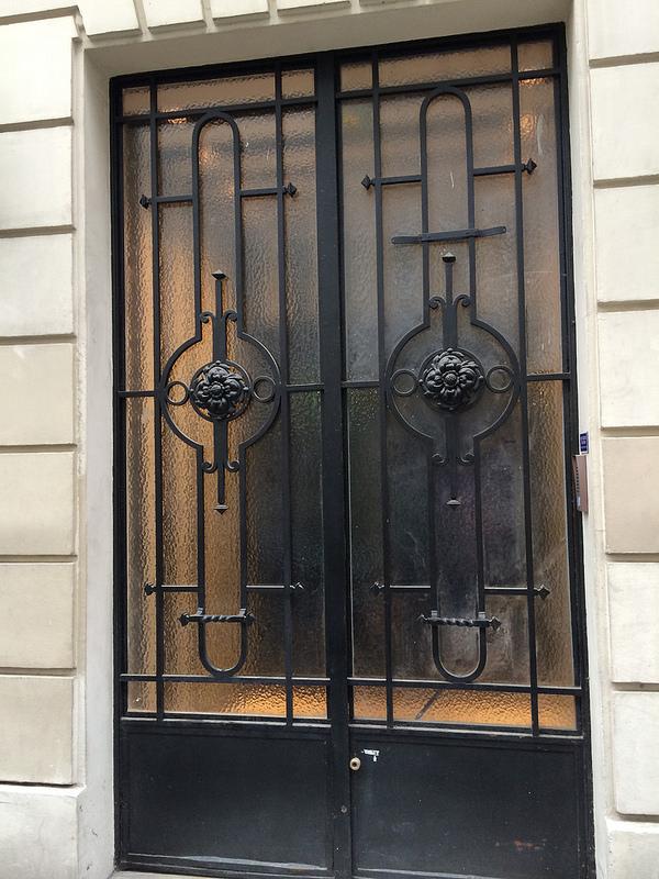 Rectangle door