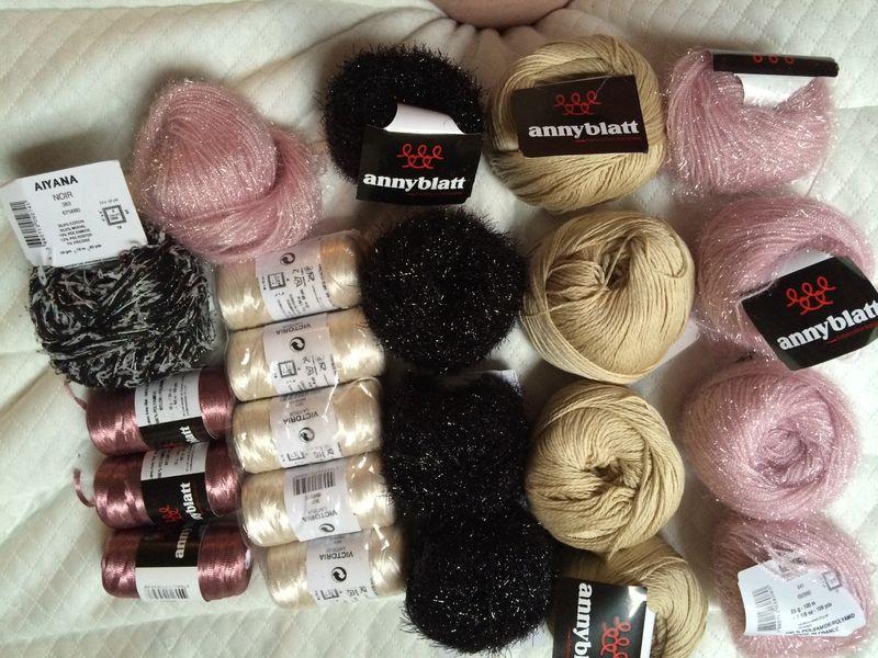 Anny Blatt yarn