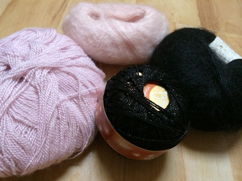 Yarns for La Boheme