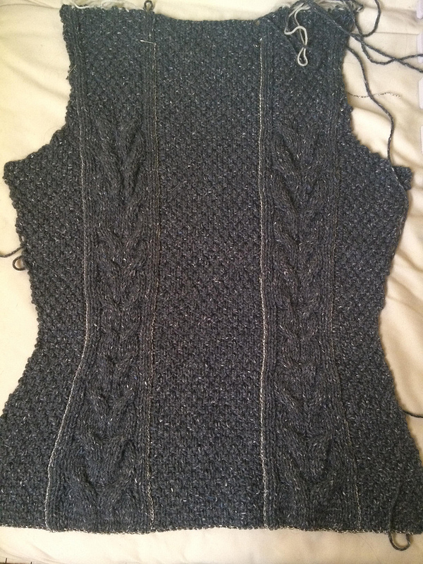 Wren back piece