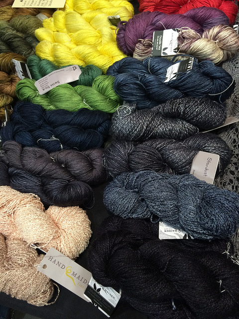 Handmaiden Swiss Silk and Rumple