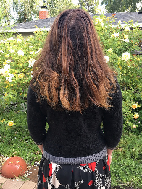 Victoria from the back