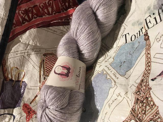 Vilaines yarn