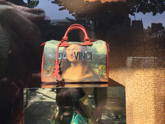 Da Vinci purse