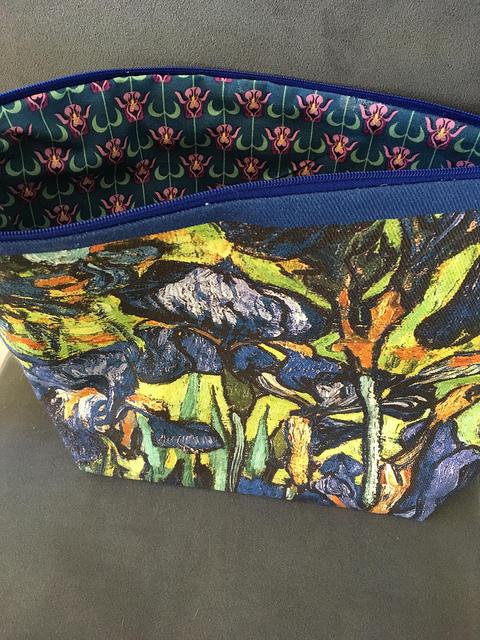 Lining of Iris bag