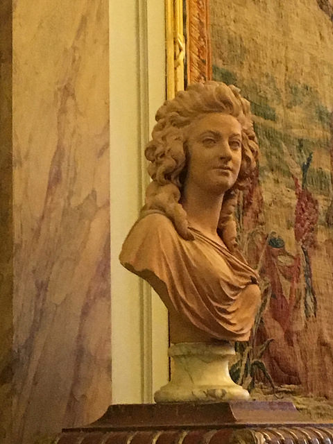 Bust at Jacquemart Andre Museum
