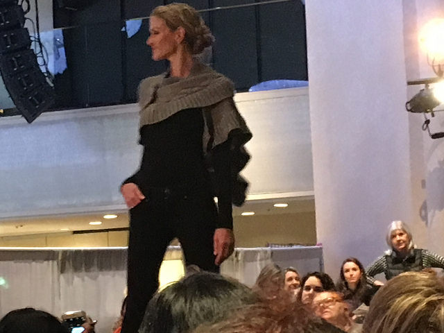 Rowan 61 shawl front