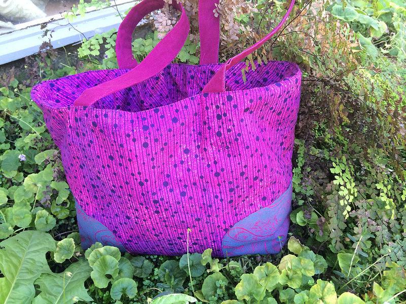 Knitting bag 1