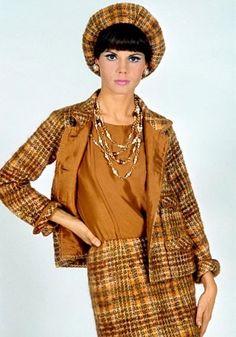 Chanel skirt 1960s