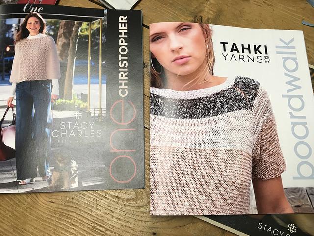 Pattern book photo