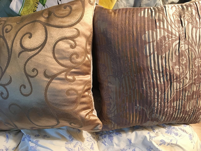 Pillows second side