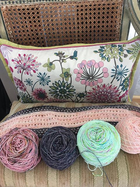 Marya yarn colors