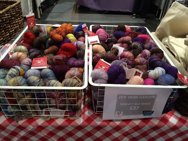 Yarnover truck yarn highlight