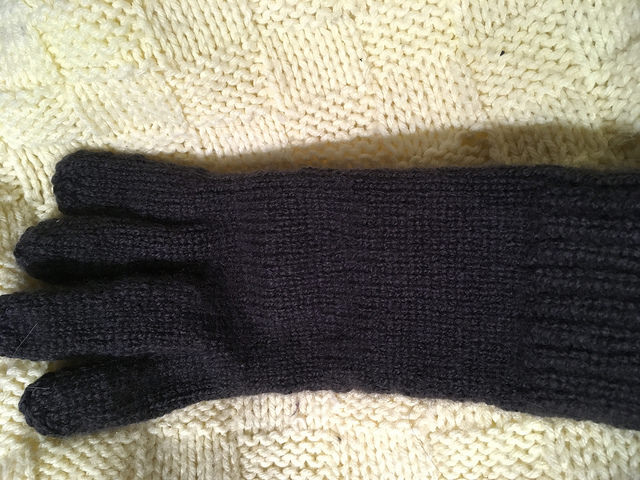 My second pair of gloves