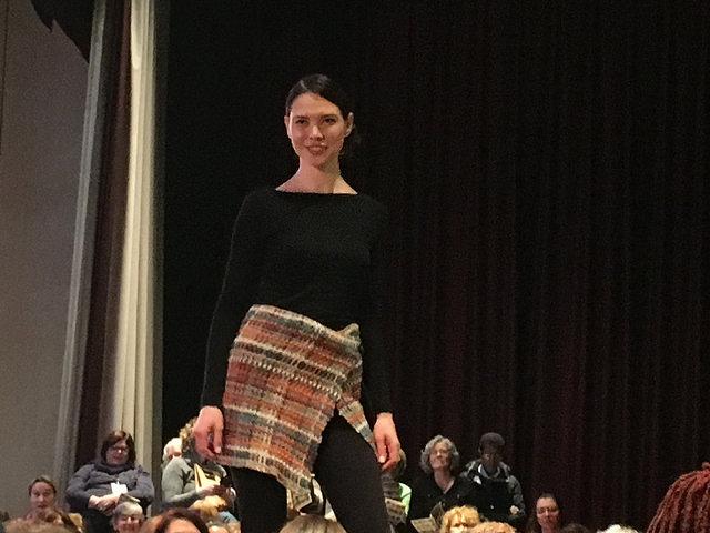 Rowan preview woven crochet