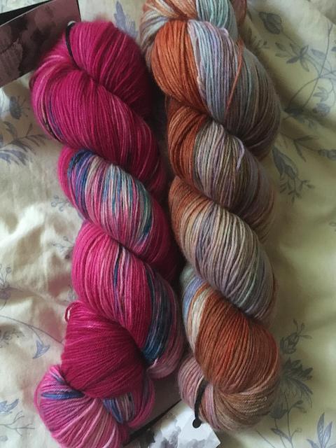 Olann sock yarn