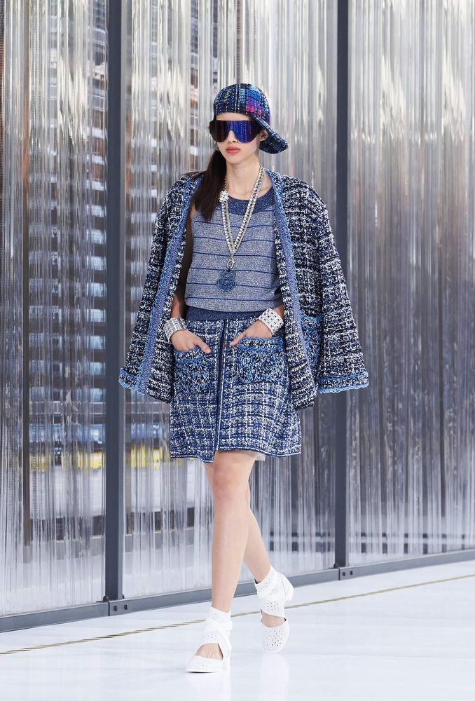 Chanel spring-summer 2017  или Чудеса от Лагерфельда - Ярмарка Мастеров - ручная работа  handmade