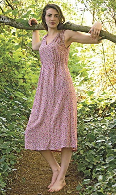 Simplicity Pattern for Willowwood Dress