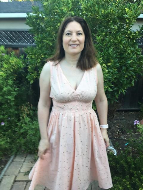 Peach Jiffy Dress 1