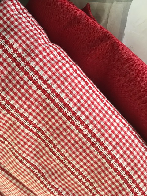 Fabric for Swiss outfit